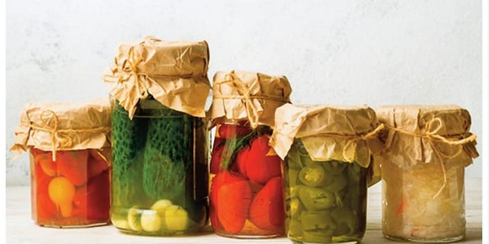 Curso de transformación e conservación de alimentos - Concello de Santiso