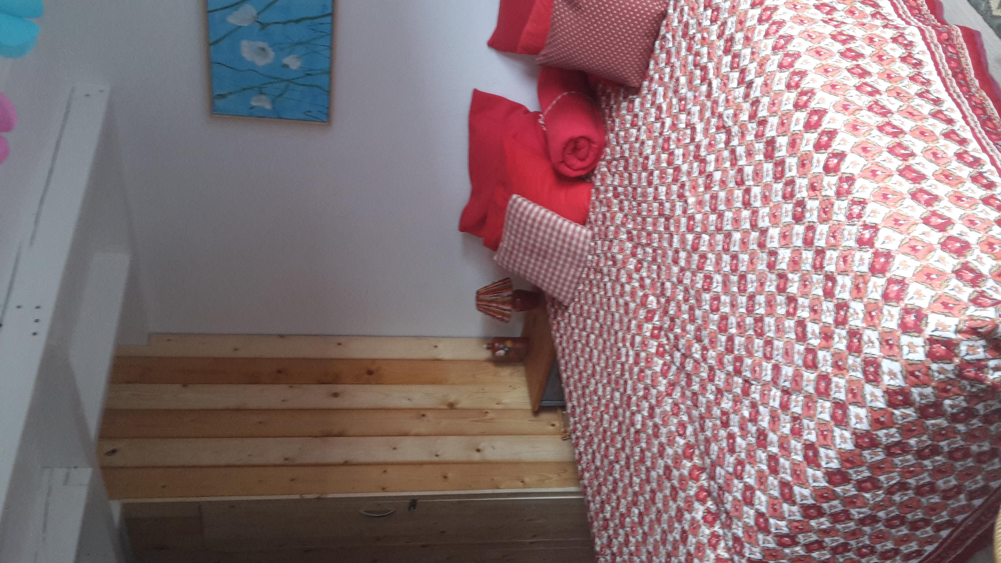 Huisje Bloem interieur