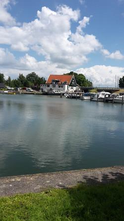 Broekerhaven - binnenhaven