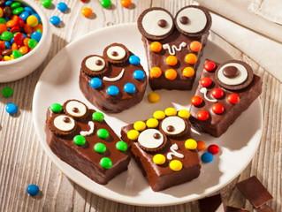 Monster Brownies - Yum Yum!!!