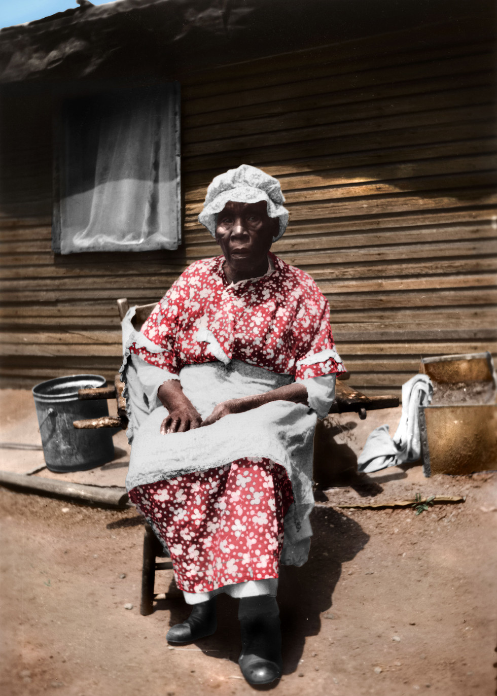 Ex-Slave Julia Williams Wadsworth
