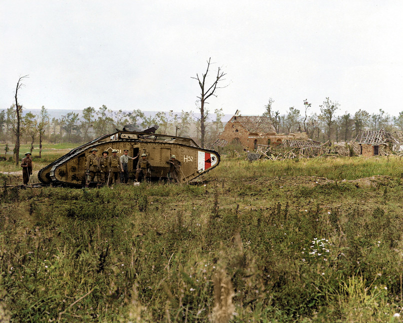 MK V Tank, WWI