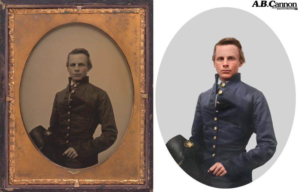 Confederate Soldier John Pelham
