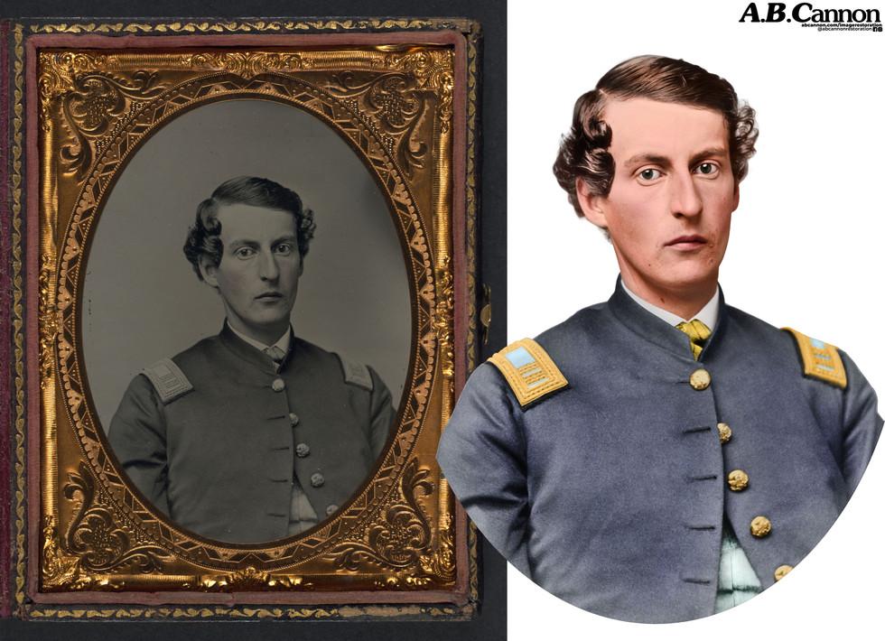 Unidentified Union Captain