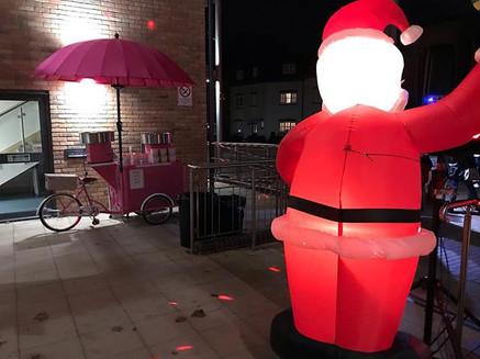 Lawley Christmas Fair.