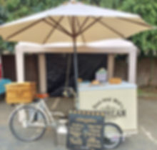 Ice Cream Bike Shropshire