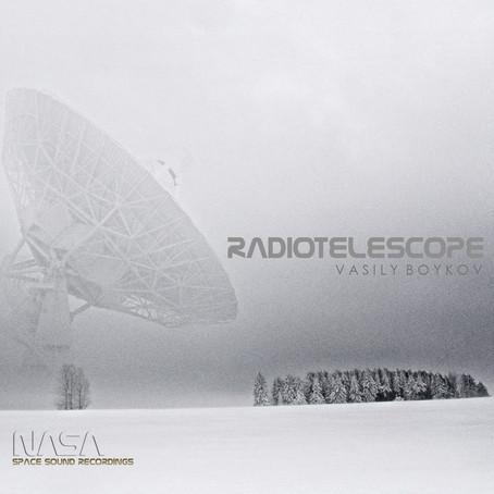 Альбом Radiotelescope | Моя космическая опера завершена