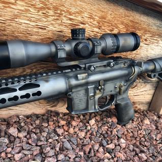AR-15 Battleworn