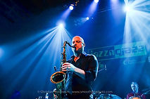 Jonas Wall with Mezzoforte at JazzNoJazz