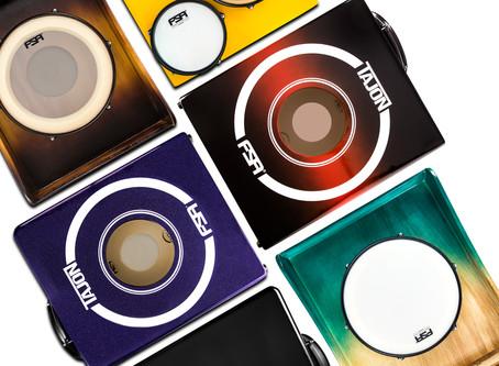Reinventando som e visual: FSA Cajons apresenta novidades