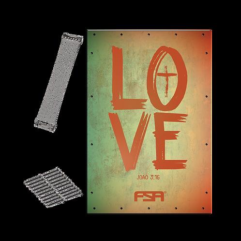 Kit Reparo Gospel Love