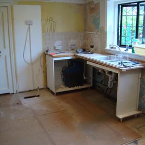 Traditional Kitchen Datchet, Berkshire