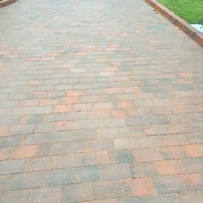 New Driveway Englefield Green, Surrey