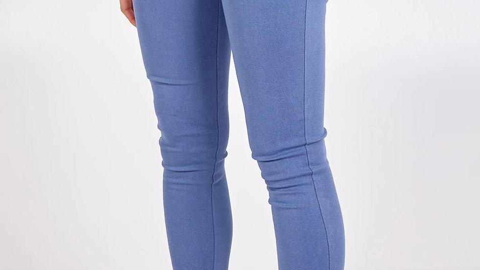 Blue Stretch Denim Skinny Jean
