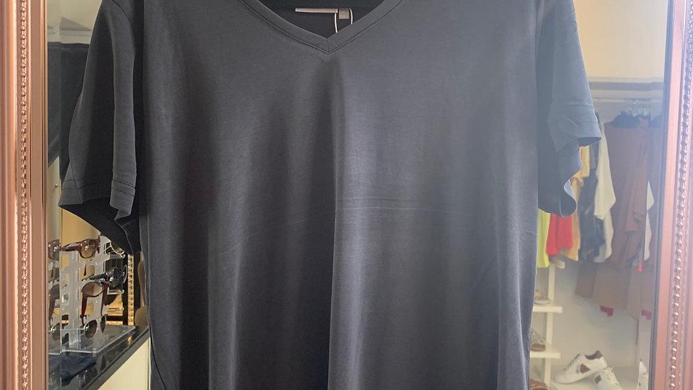 Fransa T-Shirt - Black