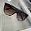 Thumbnail: Flat Top Brown Leopard Sunglasses
