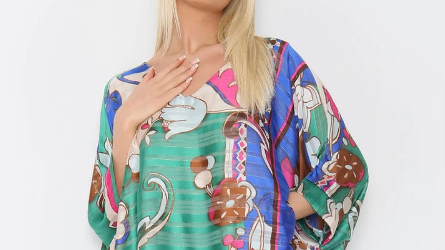 Summer Vibes Blouse