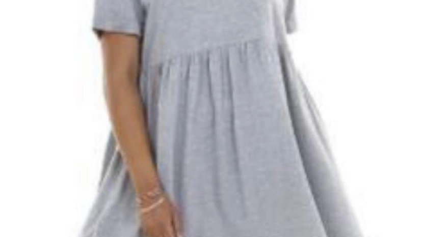 T-Shirt Smock Dress