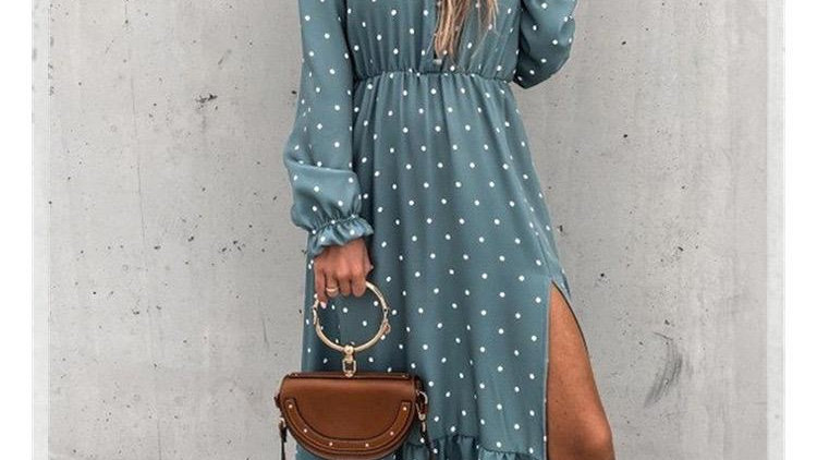 LooBees Jade Long Sleeve Dress