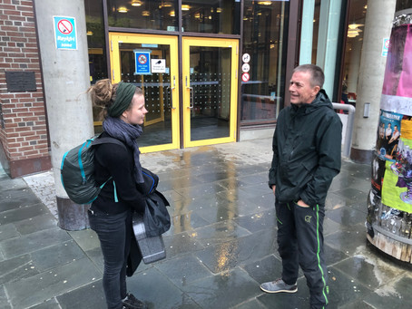 Tromsø - In Search of Climate Witnesses