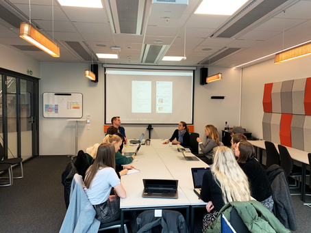 Group 1 - Blog Post #1: Climate Journalism and NRK