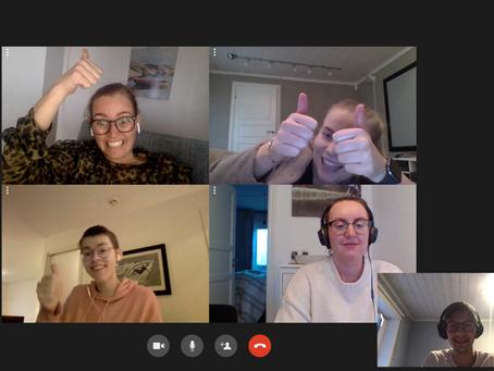 Group #4 - Blog Post 3:  Virtual Ending to Module 1