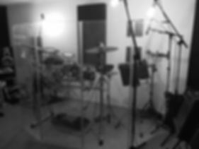 music studio, drums, percussion, beats, analog