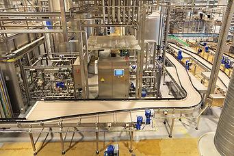 Sanitary Processing conveyors