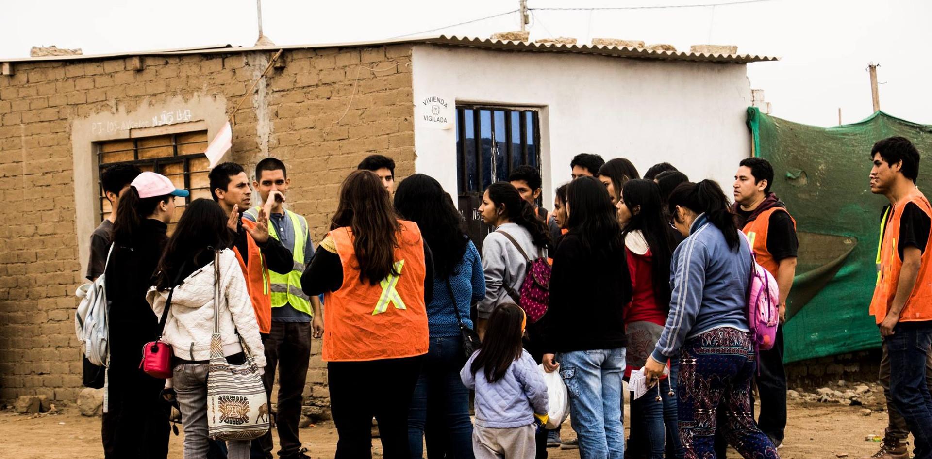 """AYUDA SOCIAL EN EL """"CLUB DE MADRES FORTUNATA"""""""