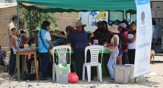 DONACIONES A ZONAS RURALES EN TIEMPOS DE LLUVIAS INTENSAS
