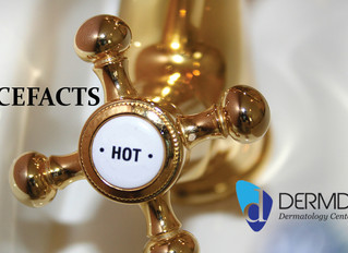 #FACEFACTS - Hot Showers