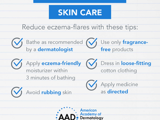 6 Tips to Prevent Flares of Eczema