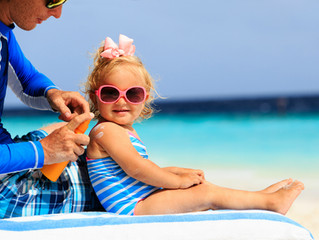 14 Most Dangerous Sunscreens for Children