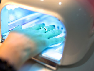 Report:  Gel Manicures Can Increase Skin Cancer Risk