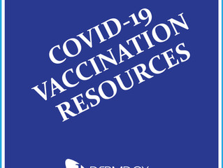 COVID-19 Vaccination Resources