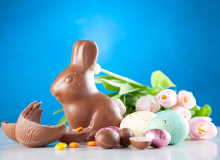 #FaceFacts – Within two days of Easter, some children develop severe skin rashes… it's called the Ea