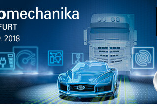 Teknel exhibitor at Automechanika in Frankfurt - Hall 11.0, Stand A21