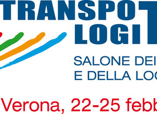 Teknel at Transpotec 2017 in Verona