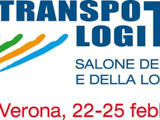Teknel at Transpotec 2017 in Verona