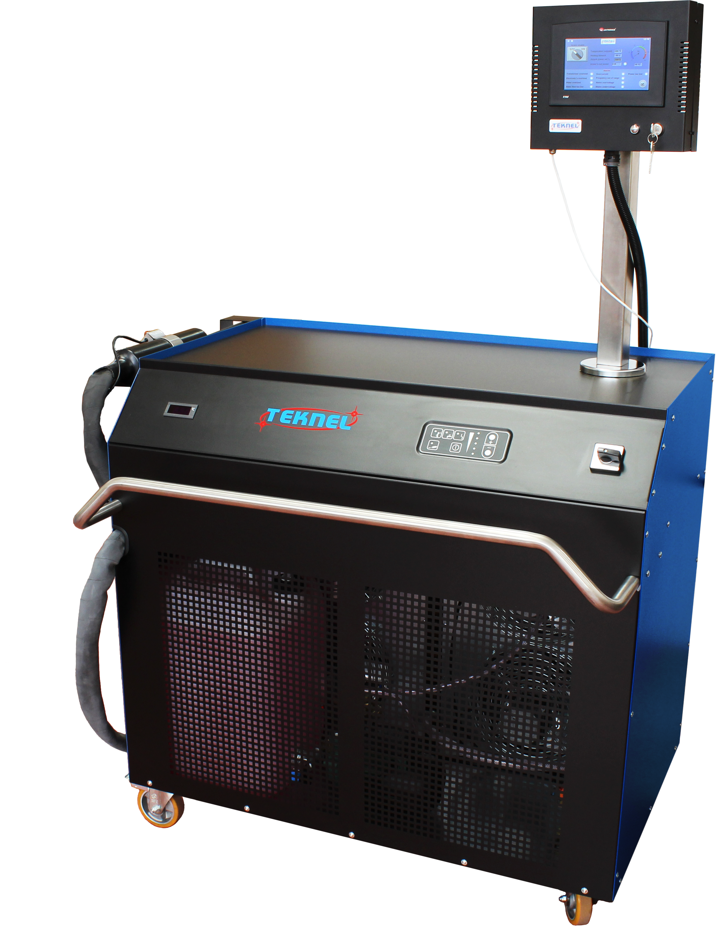 induction heating systems XP22 with PLC