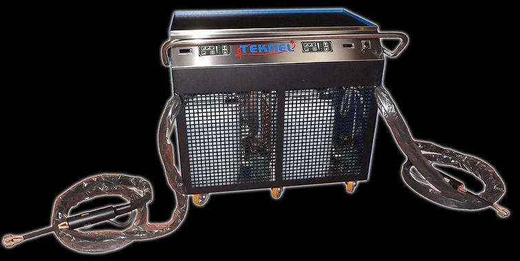 Индукционные нагреватели с двойным нагревательным индуктором