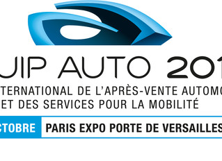 Teknel at Equip Auto 2017 in Paris