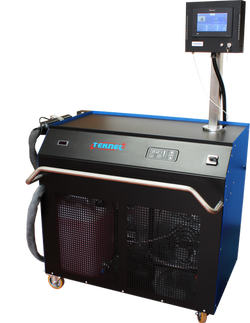 Calentadores por inducción con PLC