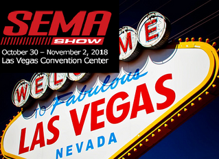 Teknel exhibitor at SEMA SHOW in Las Vegas - Sout hall Lower 14, Stand 42287