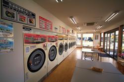 Nagaizumi/coin laundry