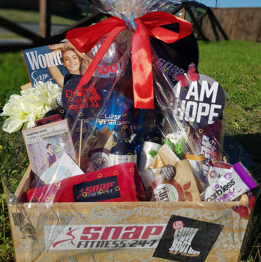 Prize Hamper for Snap