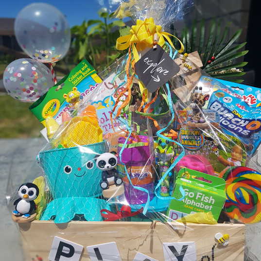 Playful Hamper