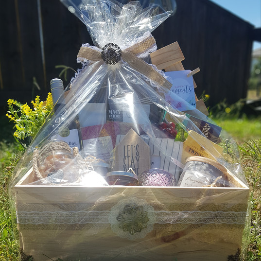Hamper for Real Estate Agent