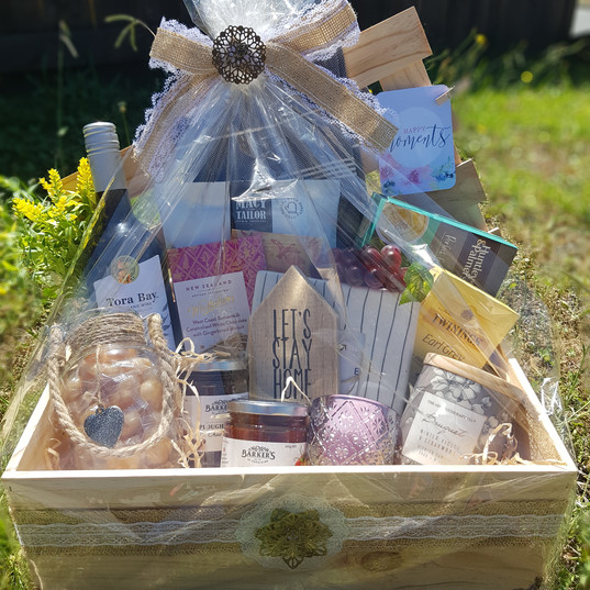 Handover Hamper - Real Estate Agent