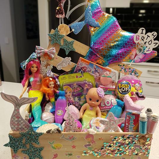 5th Birthday - Mermaid
